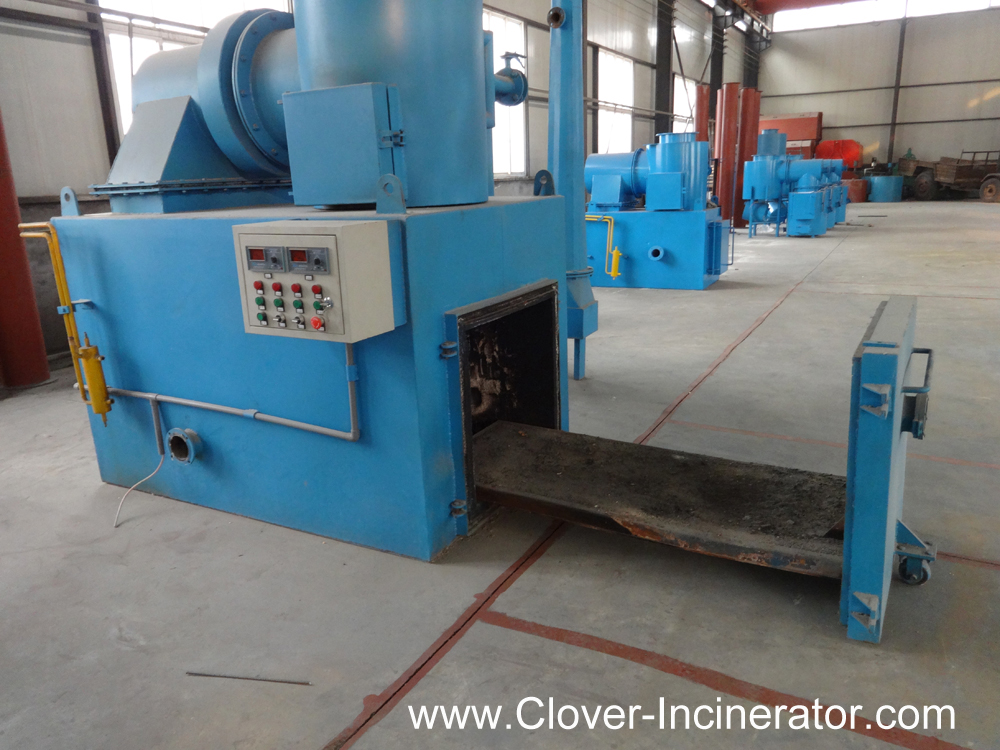 Pet Animal Crematory Incineration