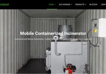 HICLOVER Made Waste Incinerators