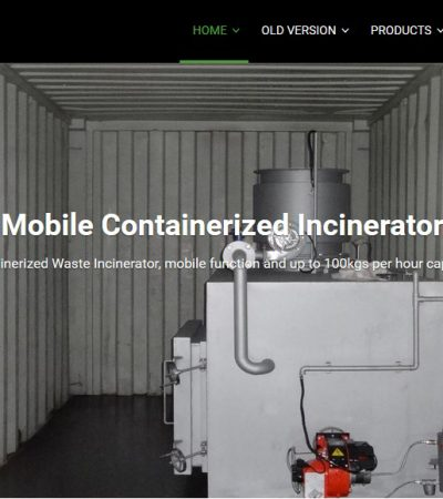 HICLOVER Made Waste Incinerators