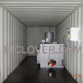 Containerized Mobile Incinerator CA100