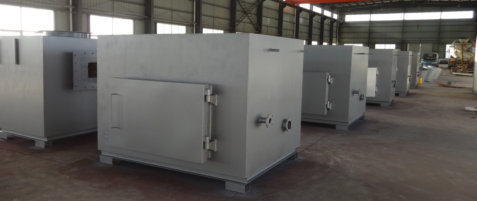 Medium/Large Scale Waste  Incinerators