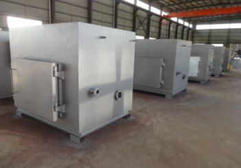250kgs per hour capacity waste incinerator