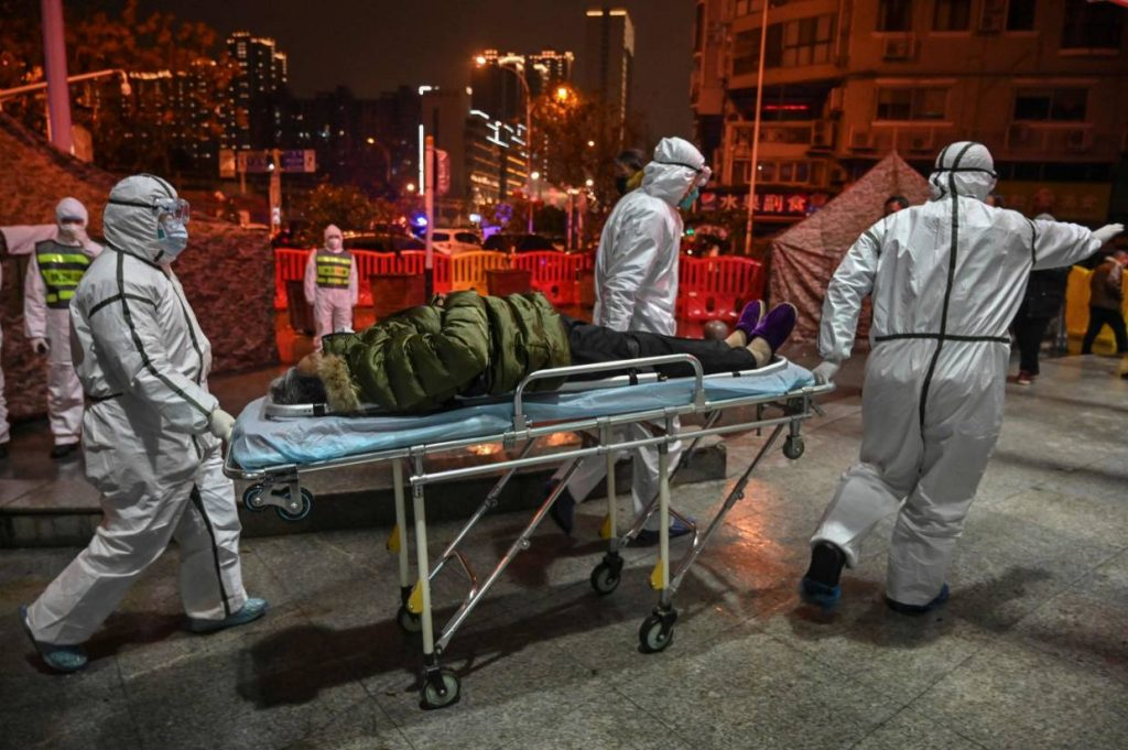 Wuhan virus: China mobilises medical teams to fight new coronavirus
