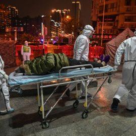 Wuhan virus: China mobilises medical teams to fight new coronavirus