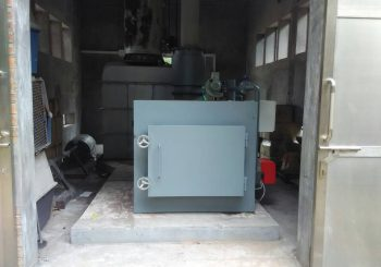 Waste Incineration Treatment Model TS75(PLC)