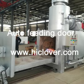 Animal incinerator for pig farm Average 100 kgs per hour
