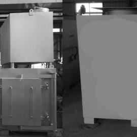 Medical waste incinerator 100kgs Model TS100