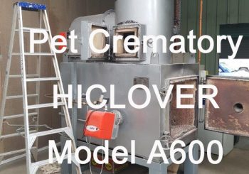 Pet Crematory HICLOVER A600