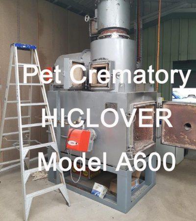 Pet Crematory HICLOVER A600