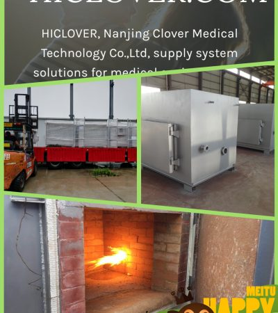 Waste Incineration Treatment BURNING RATE : 100-150kgs per hour HICLOVER TS150