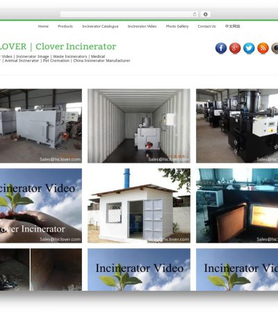 HICLOVER 10-500kgs/Hr.Double Combustion Chambers
