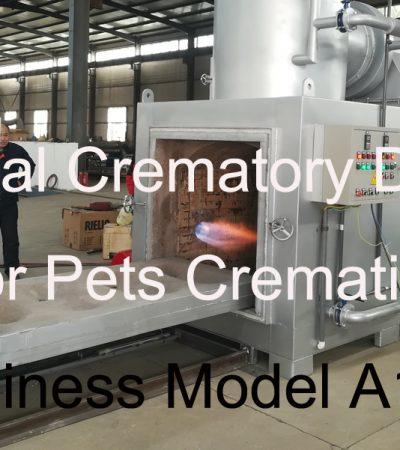 Animal Crematory Design for Pets Cremation Business Model A1500