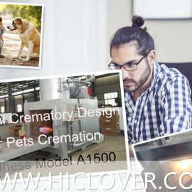 Poultry Incinerator Design for Pets Cremation Business