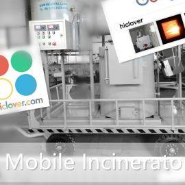 guidelines on waste management Incinerator Model YD-20C