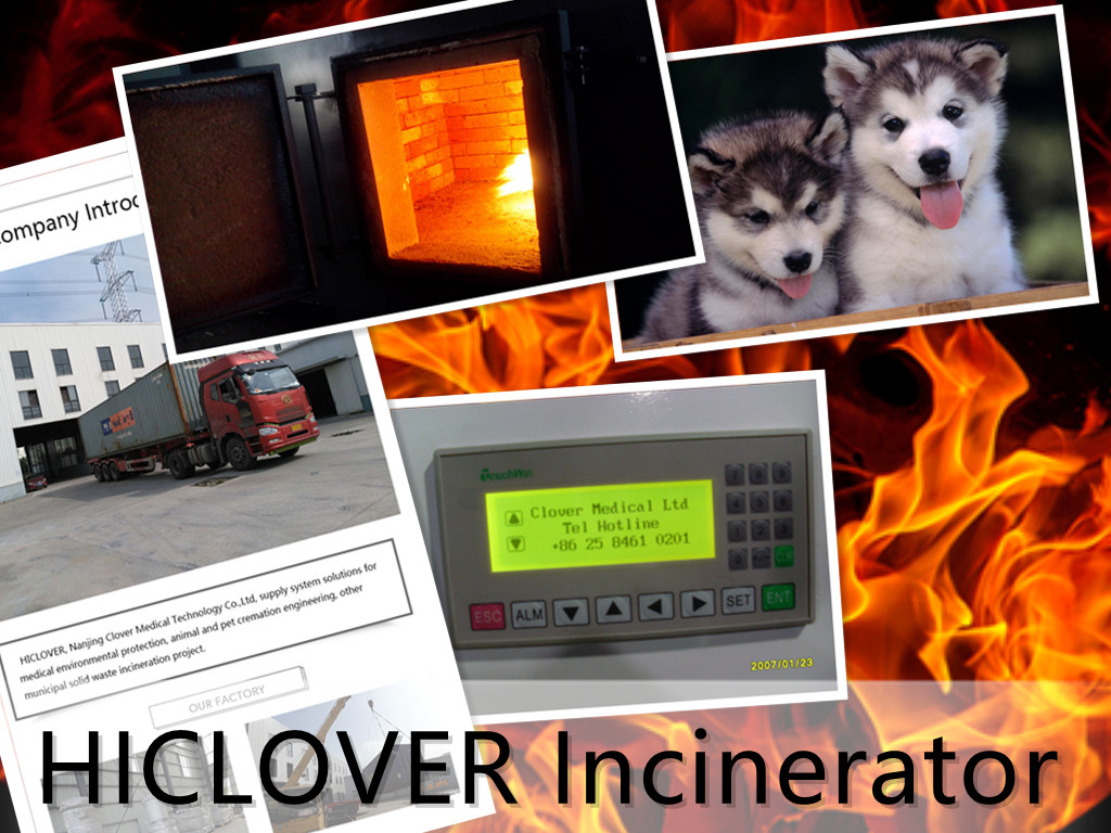 Waste Incinerator Capacity of 10 to 30 Tons / Day