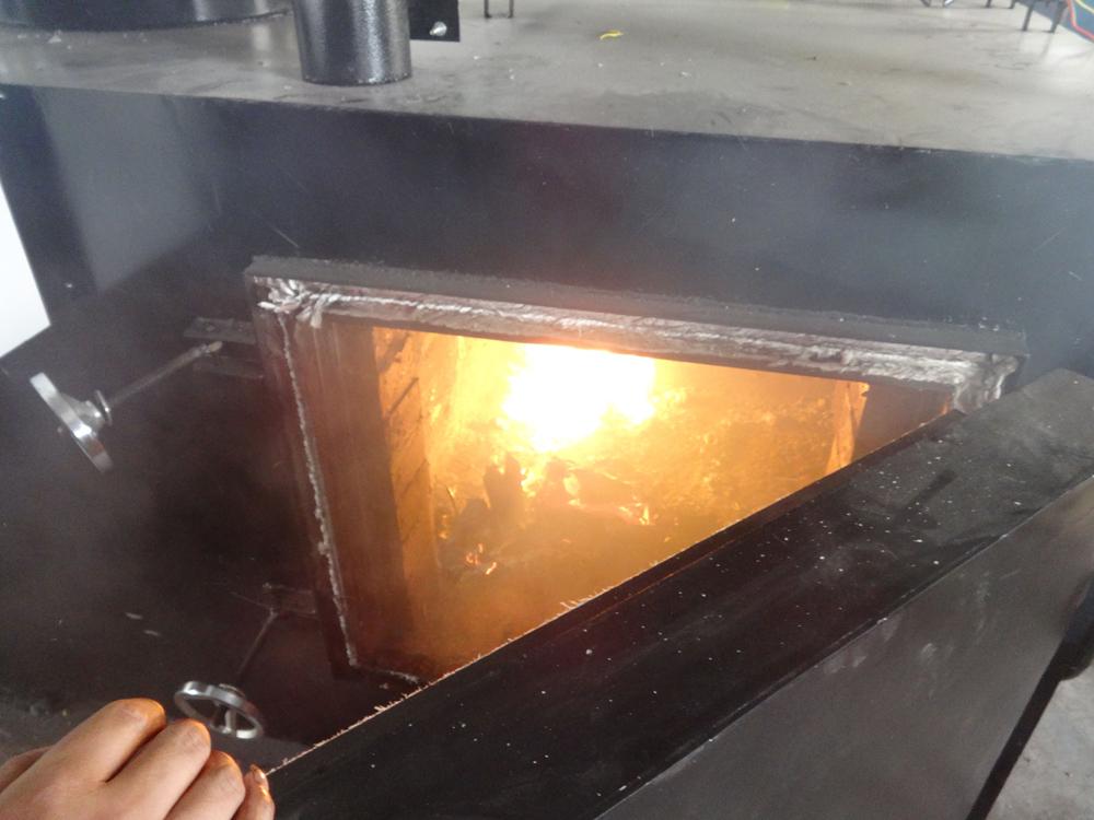 Smokeless Medical Incinerator