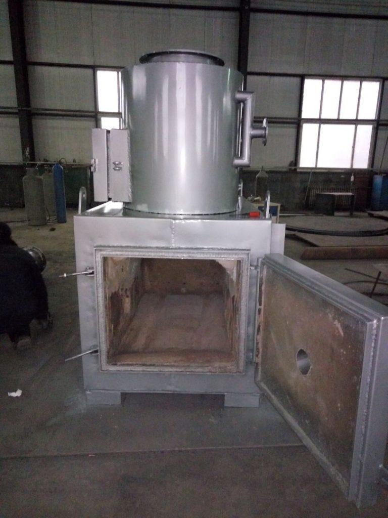 incinerator for poultry farm dead checkin 575 kg