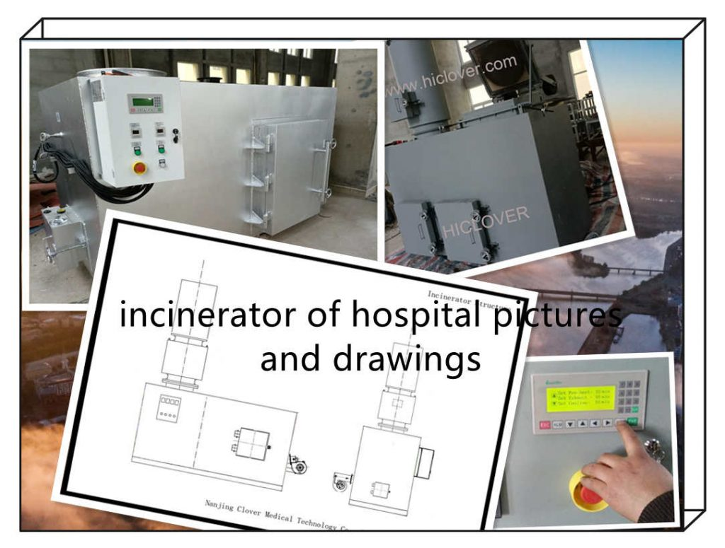 incinerator of hospital pictures and drawings