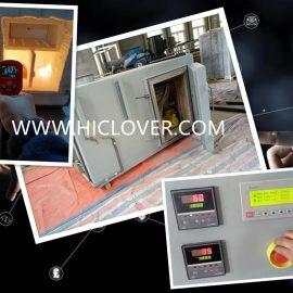 small biometric incinerator