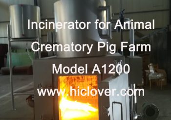 What is the main advantage of incineration?